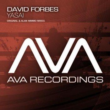 David Forbes - Yasai (Incl Alan Nimmo Remix)