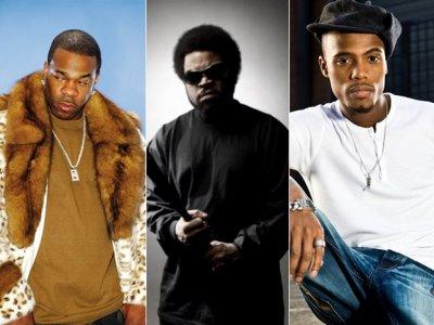 В Москву едут Баста Раймс, Ice Cube и B.o.B.