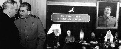 Как Сталин церковь возрождал