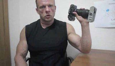 Качаем мышцы. Новая методика :)