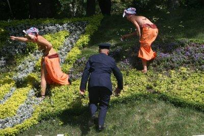 Кровавая жатва. FEMEN