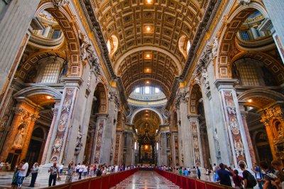Собор Святого Петра. Ватикан