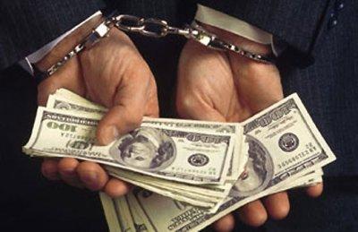 Говорим по-русски. Коррупции в России нет, есть Казнокрадство.