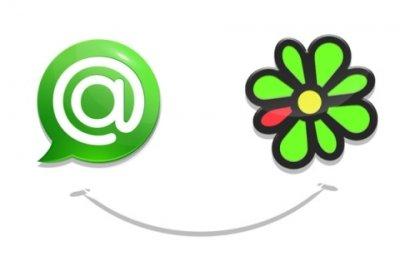 Mail.Ru Агент + ICQ = удобное общение