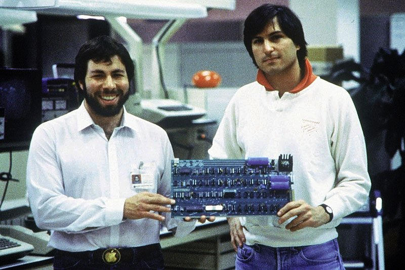 history of apple computer inc since its creation in 1976