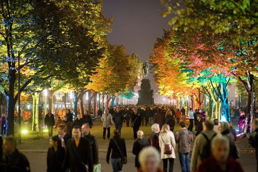 Ноябрь фестивали