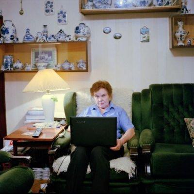 Пожилые люди об интернете