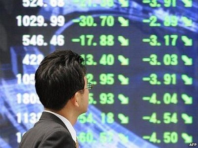 Российские биржи начали неделю с обрушения котировок