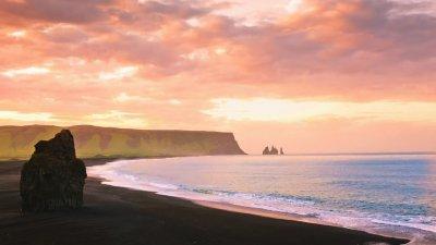 Time lapse видео: Исландия