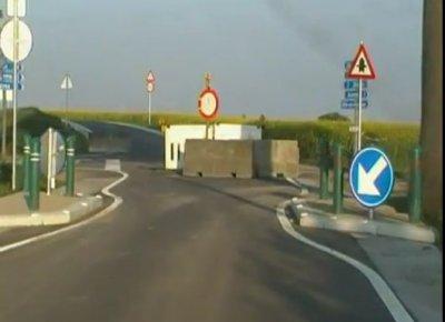 Вот такая вот дорога. Бельгия.