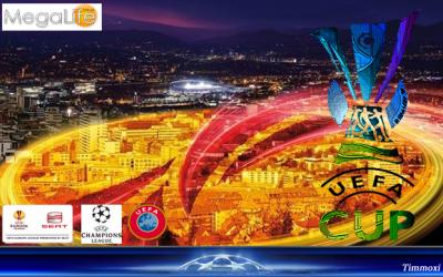 Лига Европы УЕФА. 3-й тур.