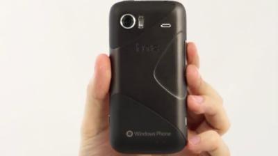Обзор смартфона HTC Mozart