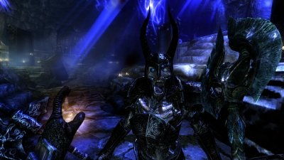 The Elder Scrolls V: Skyrim геймплей от GT.TV