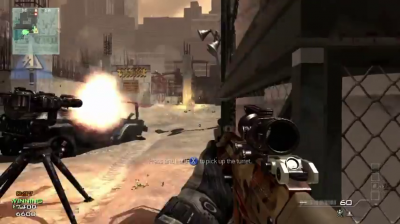 Call of Duty: Modern Warfare 3 - Strike Packages Behind the Scenes Video