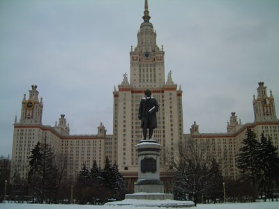 Студенты журфака МГУ возмущены спектаклем, который устроил Медведев