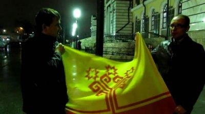 Флаг отправляется в Берлин