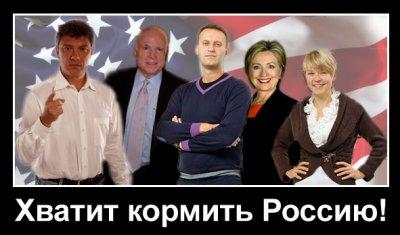 Хватит кормить Кавказ? Хватит кормить Россию!
