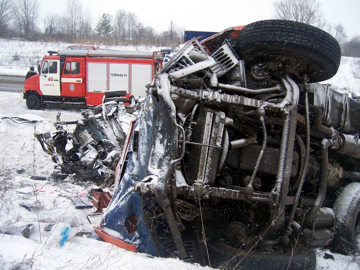 Аварии в чебоксарах фото