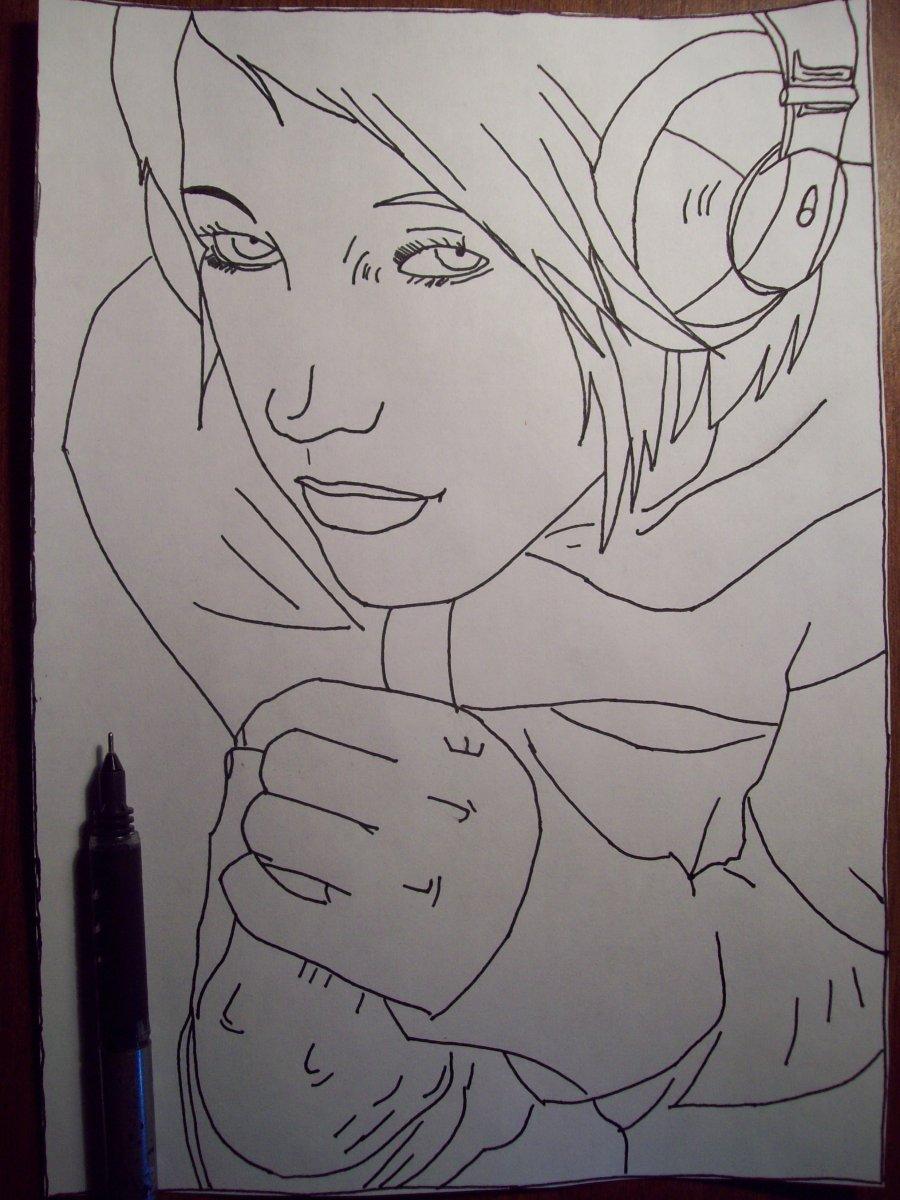 Мои рисунки порно
