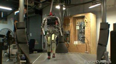 DARPA. Проект PETMAN