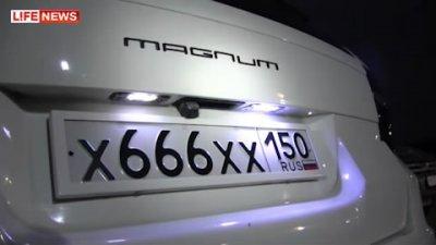 Водитель «Порше Кайена» устроил в Москве гонки со стрельбой на скорости 220 км/ч