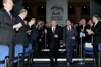 Путин проиграл советским вождям в гонке достижений