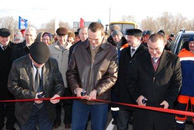Президент Чувашии открыл в Батыревском районе новые объекты