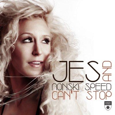 JES & Ronski Speed - Can't Stop (Incl Bobina Remixes)