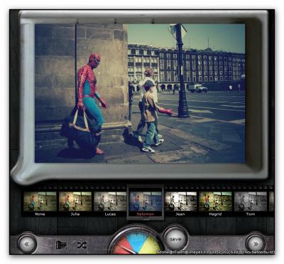 Pixlr-o-matic – ваша онлайновая фотолаборатория