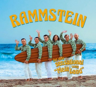 Rammstein - Mein Land (Single) 2011