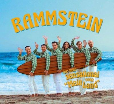 Rammstein - Mein Land (Single) 2011