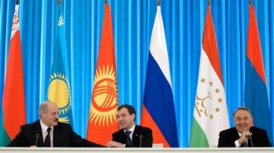 Медведев, Лукашенко и Назарбаев подписали документы о создании Единого Экономического Пространства.