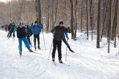 Открытие лыжного сезона в Чувашии