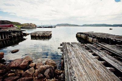 Кольский полуостров. Кладбище кораблей (Териберка)