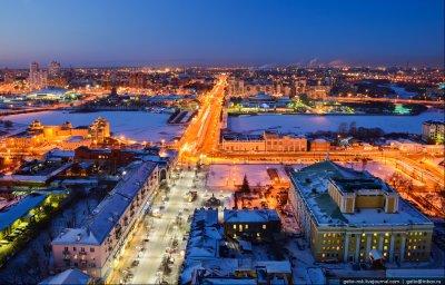 Челябинск с высоты (2011)