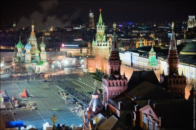 Гостиница Москва vol. 2