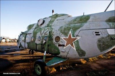 Авиаремонтный завод 419 под Петербургом