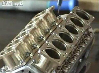 Мини-двигатель своими руками.flv видео в хорошем качестве как сделать двигатель своими руками - Неси добро