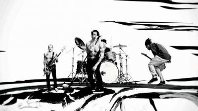 Red Hot Chili Peppers - Monarchy of Roses [Official Music Video]
