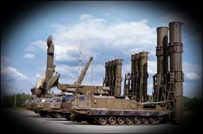 Наши С-300 на защите Сирии