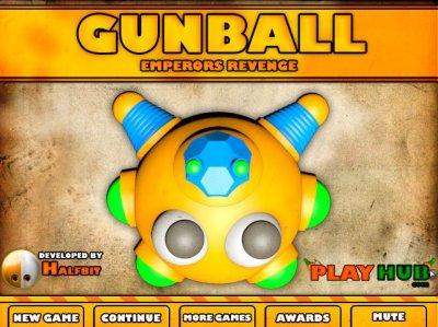 Gunball 2: Emperor's Revenge