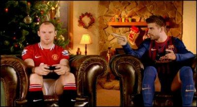 Fifa 12 - Рождественская реклама