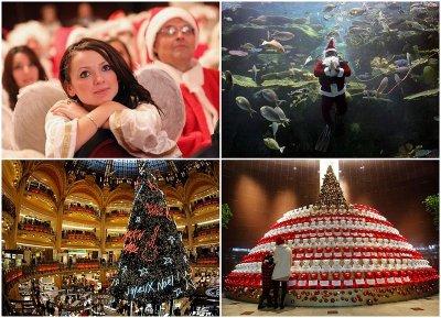 Рождество с каждым днем все ближе