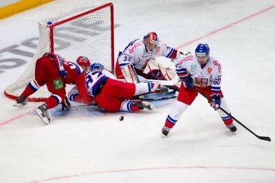 Россия: третье место на Кубке Первого канала