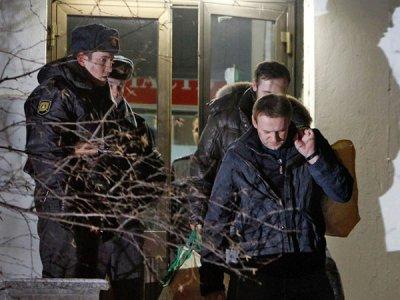 Яшин и Навальный вышли на свободу