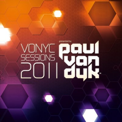 PAUL VAN DYK - VONYC SESSIONS 2011 (02 MIXED CD-2011)
