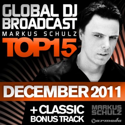 Global DJ Broadcast Top 15 December 2011