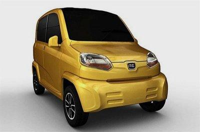 Представлен автомобиль за 60 тысяч рублей