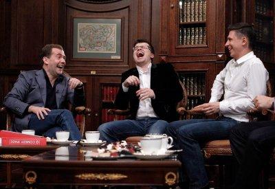 Comedy Club и «Дом-2» перешли в собственность государства