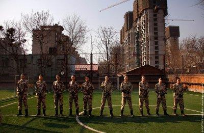 Телохранительницы по-пекински